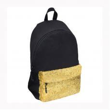 Рюкзак ArtSpace My Space Dark Gold - 1 отделение - 1 карман