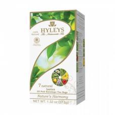 Чай Hyleys  Гармония природы - 7 вкусов - 25 пакетиков