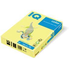 Бумага цветная IQ Color - А4 - 500 листов - Желтый неоновый