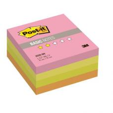Блок для заметок - Липкий слой - 76*76 мм - 200 листов - 4 цвета