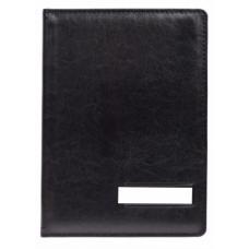 Папка адресная - На подпись - С карманом - Кожзам