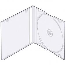 Бокс для CD/DVD дисков Slim