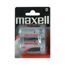 Батарейка Maxell R20 - 1.5 V - Солевые - 2 шт