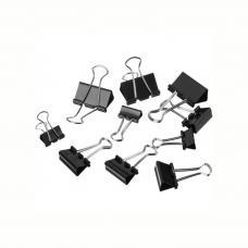 Зажим для бумаг iOffice - 32 мм - Черный