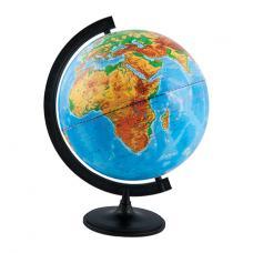 Глобус физический - 32 см - На круглой подставке