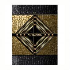 Бизнес-блокнот Hatber Gold Style - А5 - 80 листов