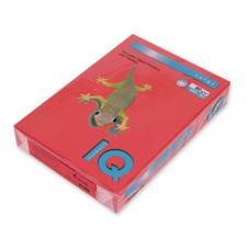 Бумага цветная IQ Color - А4 - 80 г - 500 листов - Кораллово-красный