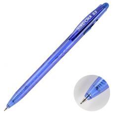 Авторучка шариковая Linc Click - Синяя