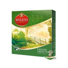 Чай HYLEYS  Английский  - Зеленый - 100*2 гр.