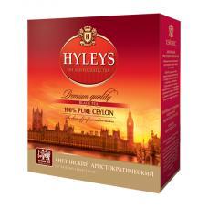 Чай Hyleys - Черный - 100 пакетиков
