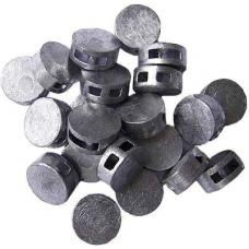 Пломба свинцовая - 10 мм - 1 кг