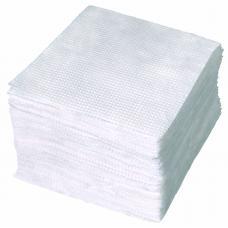 Салфетки бумажные Универсальные - 100 штук - Белые