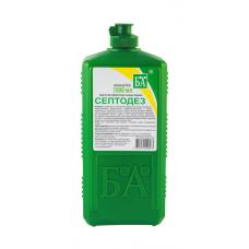 Септодез - средство для обработки рук и кожных покровов - 1литр