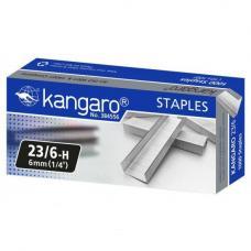 Скобы Kangaro - 23/6 - 1000 шт
