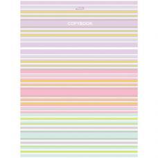 Тетрадь на кольцах Hatber Color Lines - А4 - 160 листов - Клетка