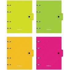 Тетрадь на кольцах Erich Krause Neon Glance - А5 - 80 листов - Клетка