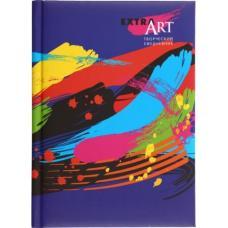 Ежедневник Extra Art - 132*185 мм - 128 листов