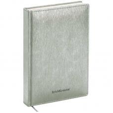 Ежедневник недатированный ErichKrause - А5 - 175 листов - Платиновый