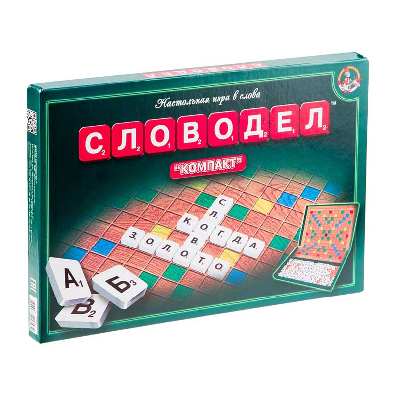 Настольная игра Словодел