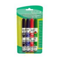 Набор текстовых маркеров Stanger - 4 цвета - 1-3 мм