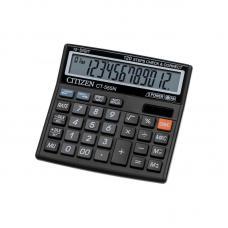 Калькулятор настольный Citizen CT-555N - 12 разрядный
