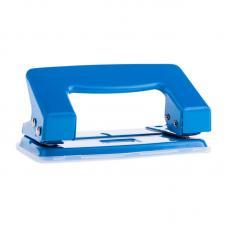 Дырокол OfficeSpace - 10 листов - Металлический - Синий