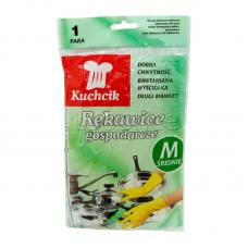 Перчатки резиновые Kuchcik - M размер