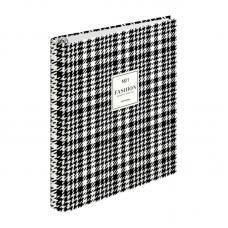 Тетрадь на кольцах ArtSpace Fashion pattent - А5 - 120 листов
