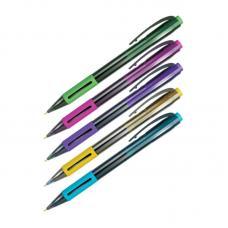 Авторучка шариковая Berlingo SI-400 Color - Синяя