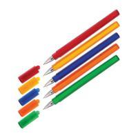 Ручка шариковая Союз Tetra - Ассорти - Синяя