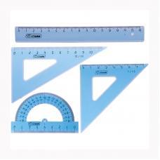 Набор геометрический Стамм - 4 предмета - Тонированный