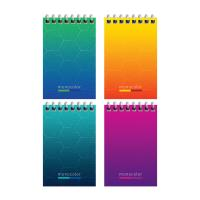 Блокнот ArtSpace Моноколор Simple modern - А7 - На спирали - 40 листов