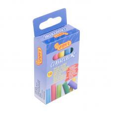 Мелки цветные Jovi Classcolor - 10 цветов - Круглые