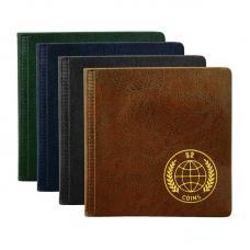 Альбом для монет OfficeSpace - 52 монеты - 8 листов - ПВХ