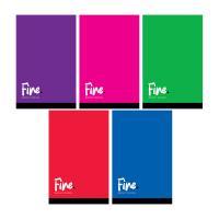 Блокнот ArtSpace Моноколор Fine color - А7 - На склейке - 48 листов