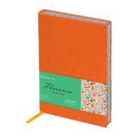 Ежедневник недатированный Greenwich Line Florence - В6 - 160 листов - Оранжевый