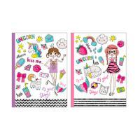 Бизнес-блокнот BG Small Princess - А6 - 80 листов