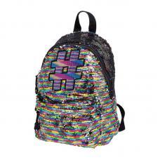 Рюкзак Berlingo Glam Style Glam rainbow  - 1 отделение - 1 карман