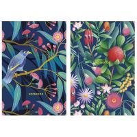 Тетрадь Школярик - А5 - 80 листов - Интегральная обложка - Клетка - Рисунок 767