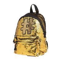 Рюкзак Berlingo Glam Style Glam gold - 1 отделение - 1 карман
