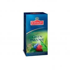 Чай Riston Green Paradise - Зеленый - 25 пакетиков