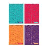 Блокнот BG Color Line - А5 - На спирали - 40 листов