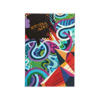 Ежедневник Творческий Extra Art Граффити - Недатированный - A5 - 128 листов - Кожзам