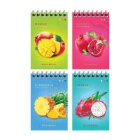 Блокнот ArtSpace Colorful fruits - На спирали - А7 - 40 листов