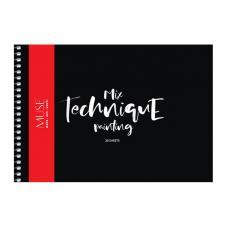 Альбом для рисования Mix Technique Muse - А5 - 20 листов