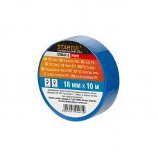 Изолента ПВХ Startul Profi - 18 мм*10 м - Синяя