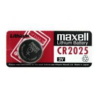 Батарейка литиевая Mахеll - CR2025 - 1 штука