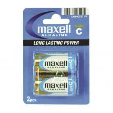 Батарейка Maxell LR14 - 1.5V - 2 шт