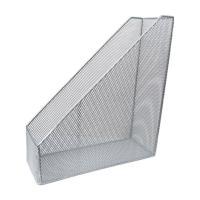 Лоток вертикальный Deli - Металлический - Серебро