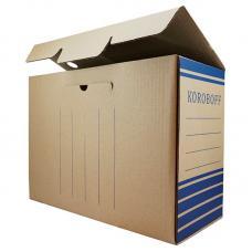 Короб архивный картонный - 10 см